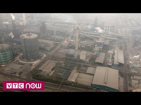 Nhà máy thép Hòa Phát xả thải gây ô nhiễm? | VTC1 - Thời lượng: 3 phút, 21 giây.