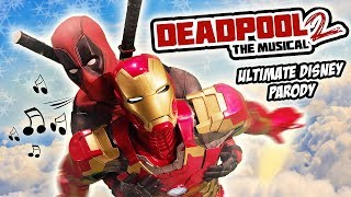 VIDEO: DEADPOOL THE MUSICAL – Disney Parody