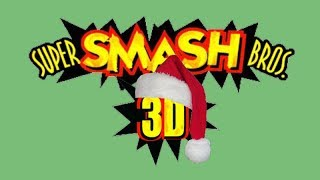 Super Smash Bros. 3D, R2 Release, Merry Christmas!