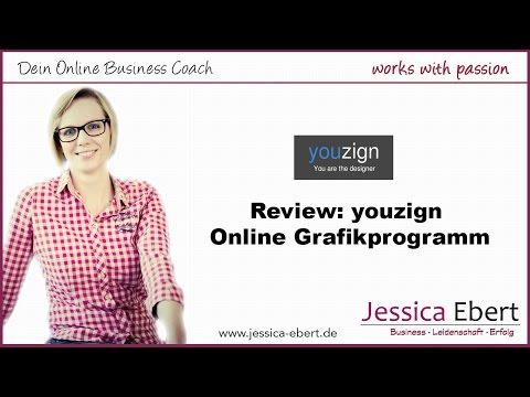 Review: youzign – Einfach online Grafiken erstellen