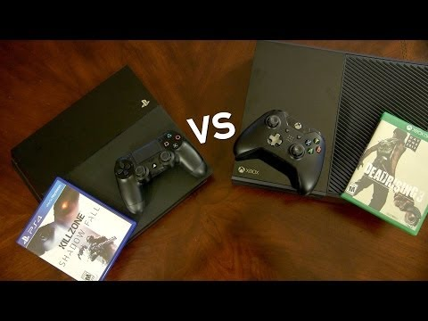 tldtoday - Hulu Plus Free for 2 Weeks! http://www.huluplus.com/tld Xbox One vs PS4! Our ultimate review and comparison covering graphics, controllers, exclusive games, ...