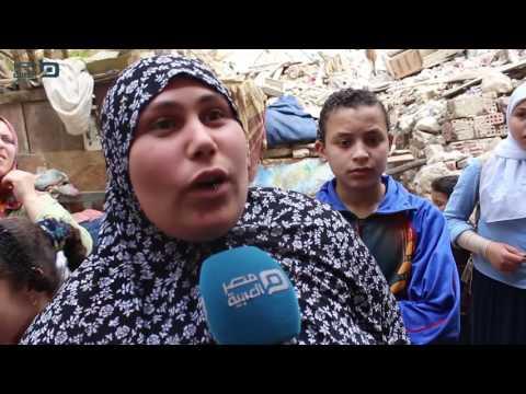مصر العربية | صراخ أهالي اسطبل عنتر بمصر القديمة