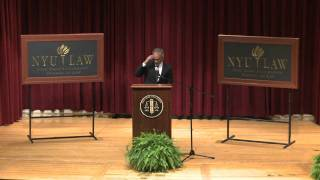 The Sixteenth Annual Derrick Bell Lecture On Race In American Society
