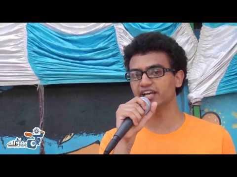 محمد طارق في مهرجان فنون الشارع