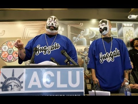 ICP Loses Gang List Appeal. Juggalo March Failure CONFIRMED. #BeardSpeaks 96
