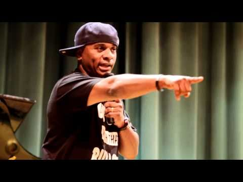 Tony Robert at MVSU Homecoming Talent and Comedy Show Vol.3