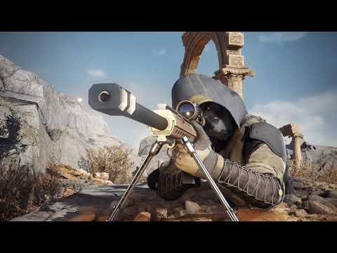 Sniper Ghost Warrior Contracts 2 - Kill Shot 1506 meters