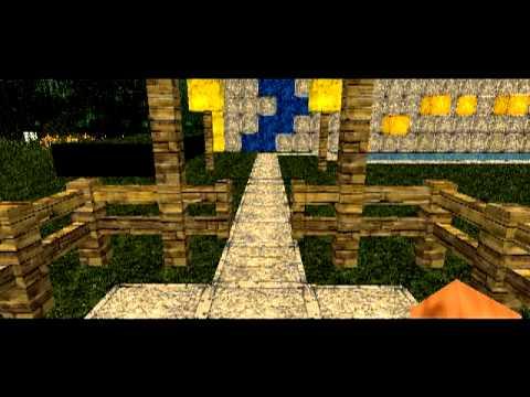 Mini Wipeout Map Minecraft Project
