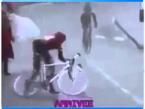 VĐV và màn vô địch hụt quá nhọ trong lịch sử đua xe đạp