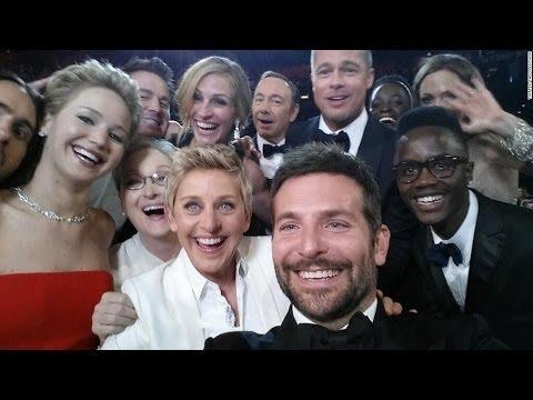 Let Me Take a #Selfie: Celebrity Version