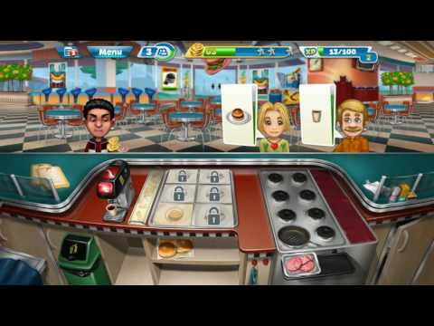 Cooking Fever - Gameplay Android -