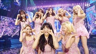 Nonton 《Goodbye Stage》 Girls' Generation(소녀시대) - Lion Heart(라이온 하트) @인기가요 Inkigayo 20150913 Film Subtitle Indonesia Streaming Movie Download