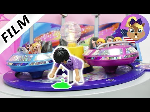Playmobil Film Next Top Model KIDS | Raul gets sick at the Breakdancer Fair Challenge