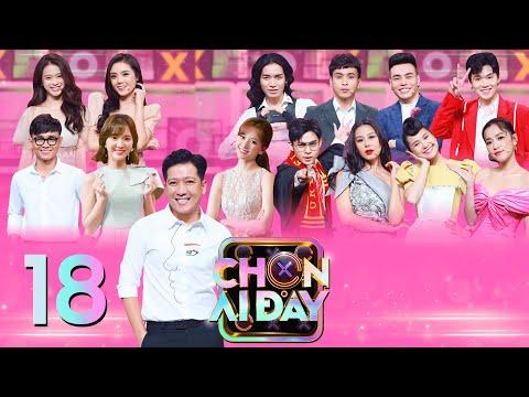 """Chọn Ai Đây   Tập 18: BB Trần """"nổi máu ghen"""" khi thấy Nam Thư và Hồ Quang Hiếu tình tứ, đẩy đưa"""