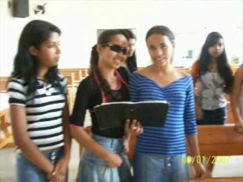 Adolescentes Semeadores da Fé - Chacara Santana - Assembléia de Deus Belém - Setor 14 - 1/3