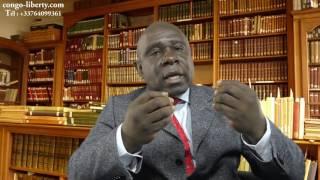 Justin Balonga décrypte la crise postélectorale congolaise