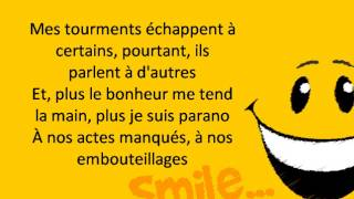 Smile Youssoupha paroles