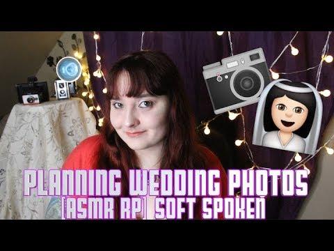 📷 Planning Wedding Photos 👰🏻 [ASMR RP] Soft Spoken (видео)