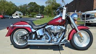 10. SOLD! 2004 Harley-Davidson® FLSTFI SOFTAIL FAT BOY 6026