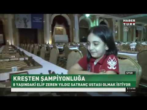 Habertürk TV - Kreşten Şampiyonluğa - 26 Ocak 2017