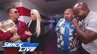 Video Gabriel Iglesias and Apollo Crews have a laugh at The Miz's expense: SmackDown LIVE, Dec. 13, 2016 MP3, 3GP, MP4, WEBM, AVI, FLV Mei 2018