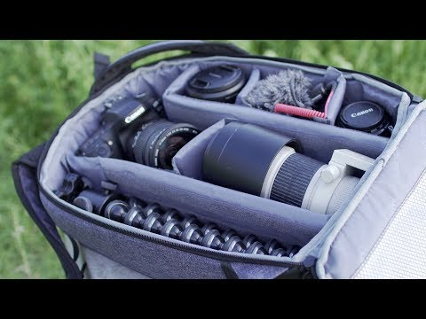 K&F Concept Camera Backpack Review