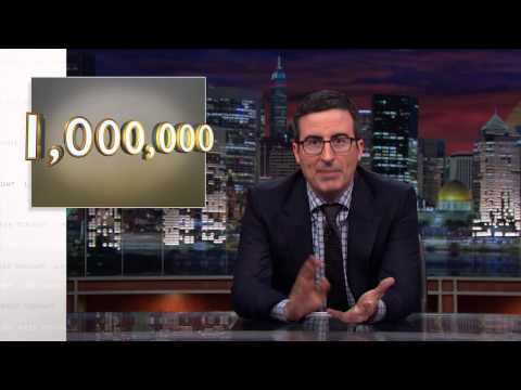 Last Week Tonight with John Oliver: 1,000,000 Y...