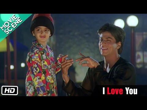 Video I Love You - Movie Scene - Kuch Kuch Hota Hai - Shahrukh Khan, Kajol download in MP3, 3GP, MP4, WEBM, AVI, FLV January 2017