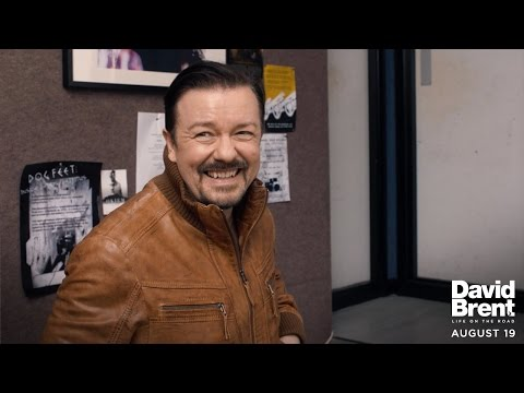 David Brent: Life on the Road (Trailer)