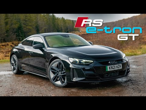 Audi RS e-tron GT Review: Is It Really A Grand Tourer? | Carfection 4K