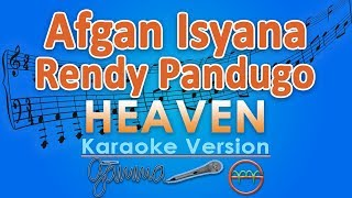 Video Afgan with Isyana Sarasvati & Rendy Pandugo - Heaven (Karaoke Lirik Tanpa Vokal) by GMusic MP3, 3GP, MP4, WEBM, AVI, FLV Maret 2018