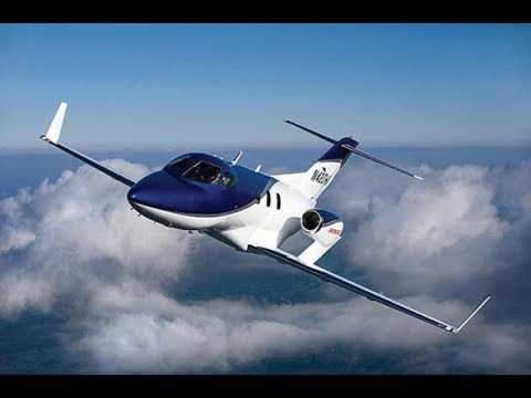 Honda Jet Aircraft | The Edge | CNBC International