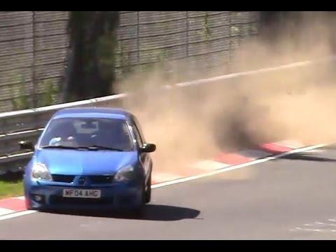 Crash & Action Compilation Green Hell Driving Days 2016 Nürburgring Nordschleife