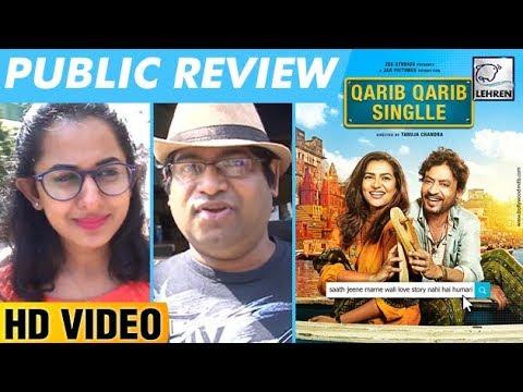 Qarib Qarib Singlle PUBLIC REVIEW | Irrfan Khan, P