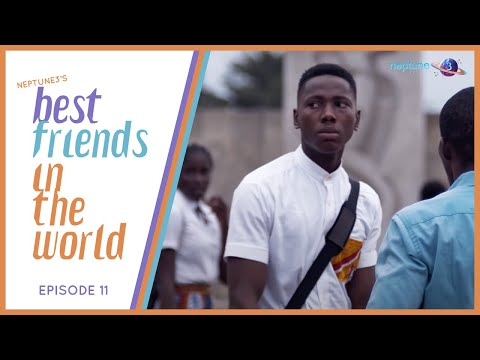 Best Friends in the World | 2nd Term - EP11
