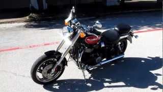 9. 2008 Triumph Speedmaster For Sale