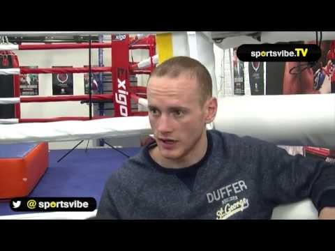 George Groves Interview - His Comeback Fight And Getting Over The Froch Defeat