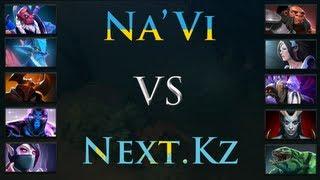 Na'Vi vs NexT.kZ #009
