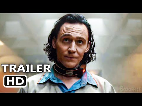 LOKI Trailer 3- NEW, 2021