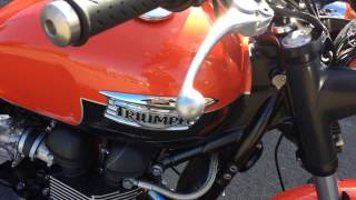 10. Triumph Bonneville SE