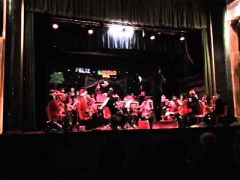 Recuerdos de navidad – (M.Cano) – Banda de Música de Puertollano – Concierto Navidad 2013