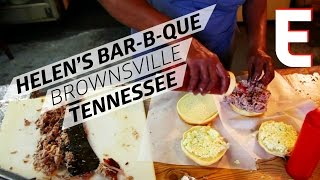 Brownsville (TN) United States  city photos : Pitmaster Helen Turner Is A One-Woman Barbecue Machine