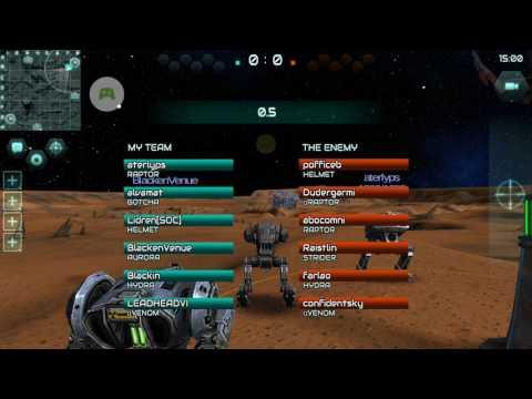 Robokrieg - Robot War Online - 2017-03-05