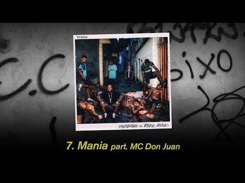 7. Djonga - Mania pt. MC Don Juan