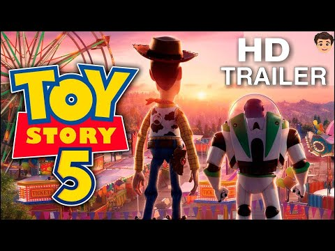 TOY STORY 5 – Tráiler oficial (2020) Disney•Pixar