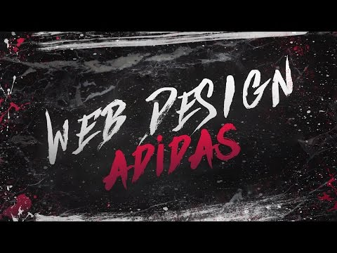 Web Design Adidas | Dash™ (видео)