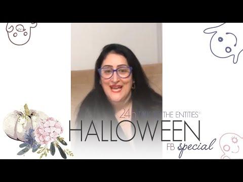 TTTE 24 hour Halloween Facebook Special 2019 with Andria Souza / PORTUGUÊS