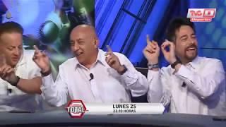 El Abucheo con Hugo Marcelo en TVCD Total 24 03 19