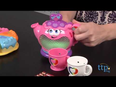 Musical Rainbow Tea Party from LeapFrog