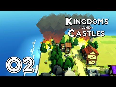 Kingdoms and Castles ➤ #02 ➤ Velký Lesní Požár [CZ LP]